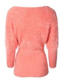 Diamond Eyelash Knit Jumper