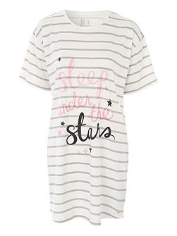Sleep Under The Stars Nightwear T-Shirt