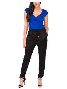 Jane Norman Silky Cargo Trousers
