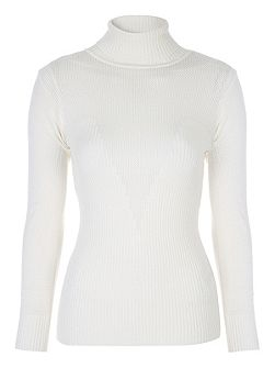 Mesh Sweetheart Jumper