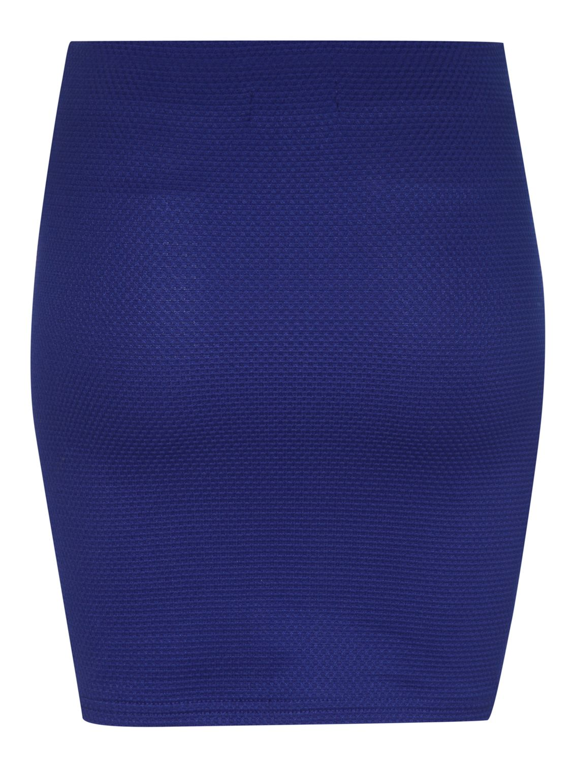 Textured caviar skirt