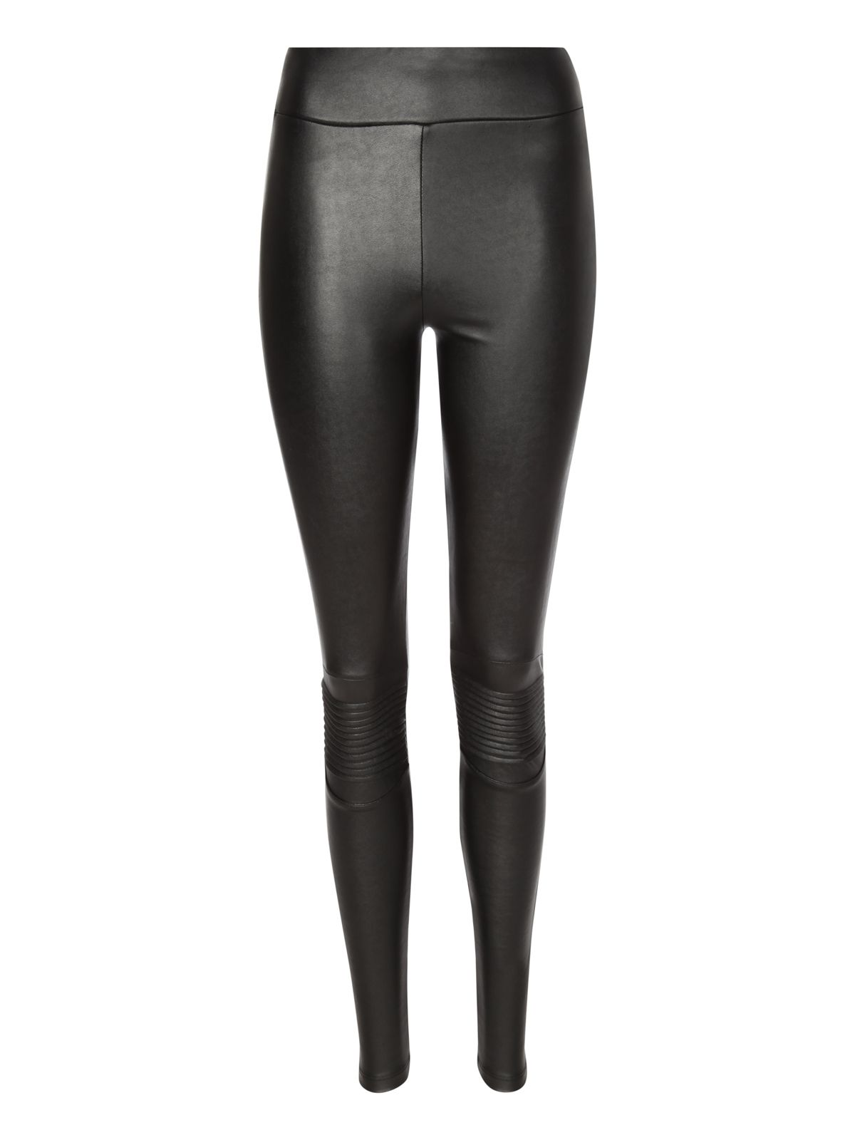 Pu motocross leggings