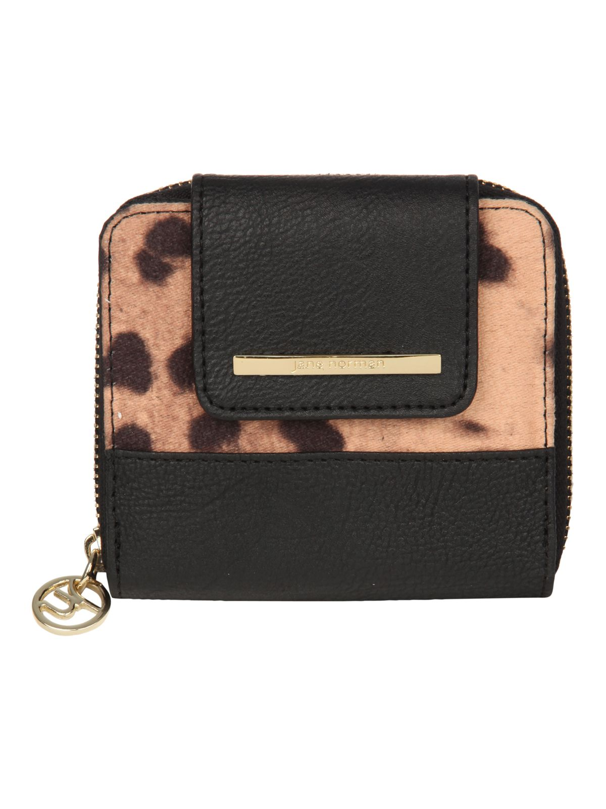 Small Animal Print Purse