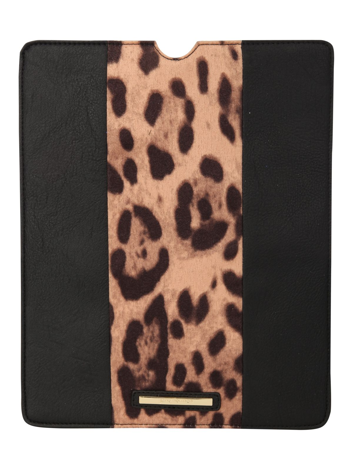 Animal Print Tablet Cover