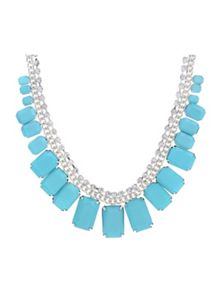 Gem and Diamante Necklace