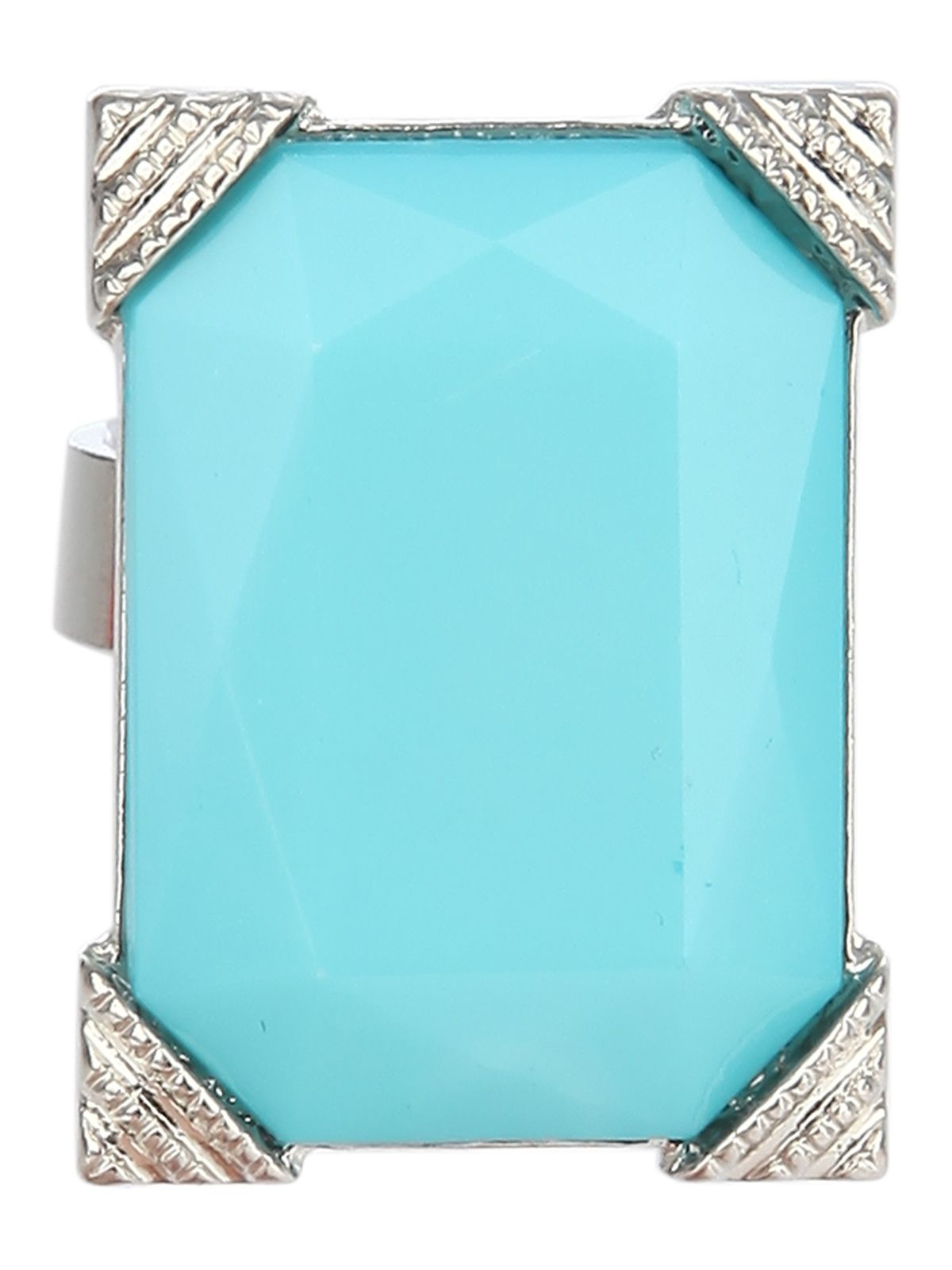Statement Gem Ring