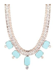 Jewel Box Chain Necklace