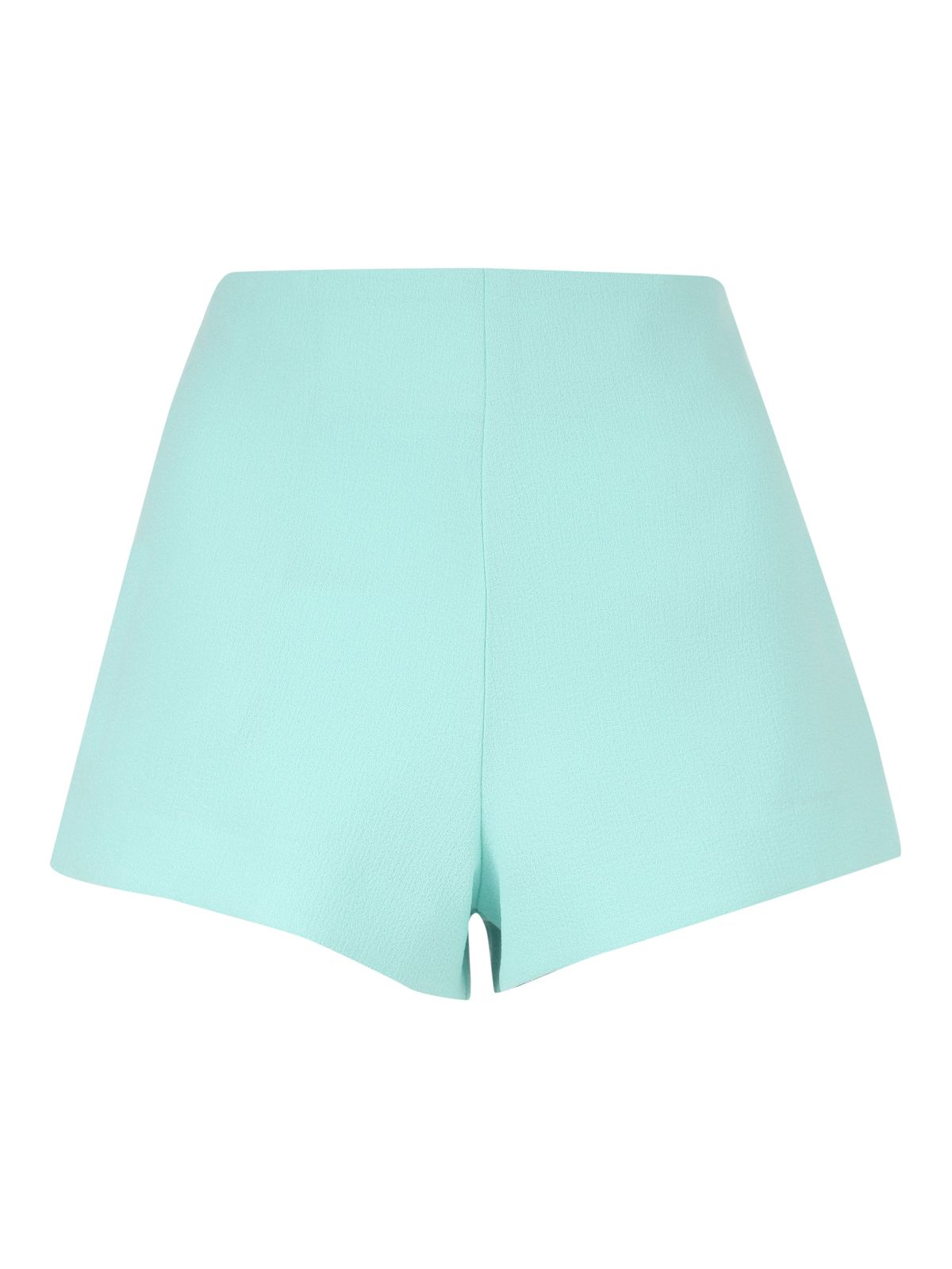 High Waist Formal Shorts