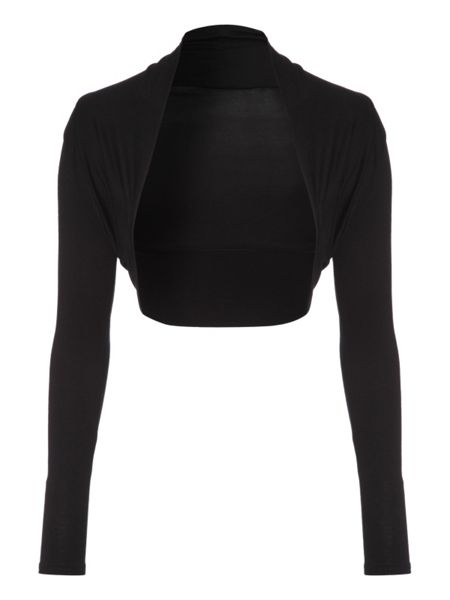 Jane Norman Long Sleeve Shrug