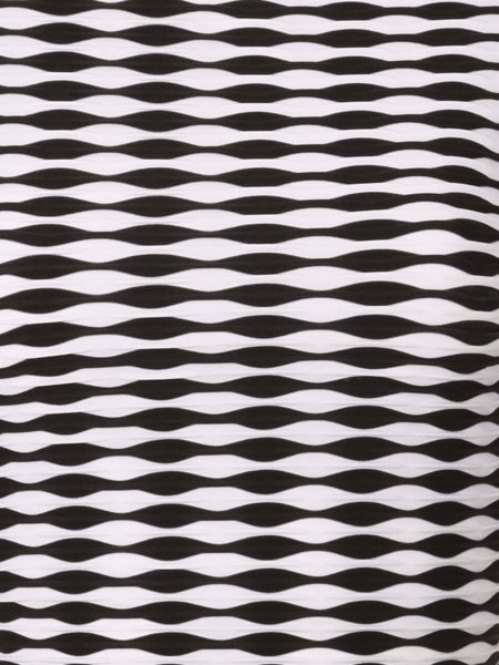 Jane Norman Optical Illusion Top