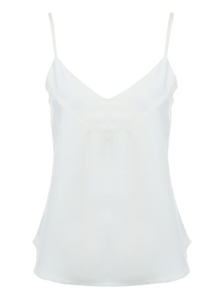 Jane Norman Low V Camisole Top