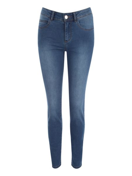 Jane Norman Denim Skinny Jeans