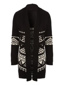 Jane Norman Fringe detail Cardigan