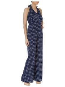 Jane Norman Polkadot Jumpsuit