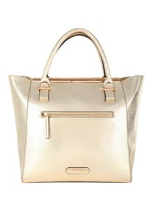 Gold Metalic Bag