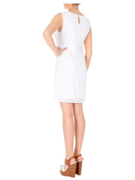 Jane Norman Embroidered shift dress