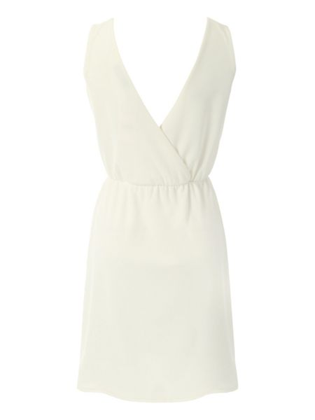 Jane Norman Crochet Insert Shift Dress
