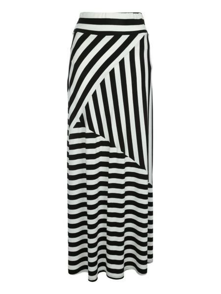 Jane Norman Striped maxi skirt