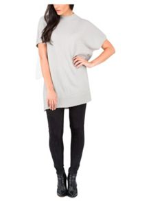 Side Split Tabard Jumper