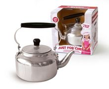 Just for Chef Aluminium Kettle