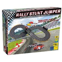 Stunt Jumper Road Racing Set