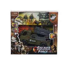 Soldier Force at Hamleys Big Rhino Heavybone Rocket Launcher