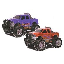 P.D. 1:32 big wheel truck double pack