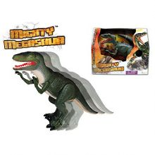 Mighty Megasaur Walking velociraptor