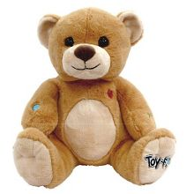 Toy-fi soft teddy bear