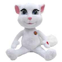 Talking Angela Soft Toy