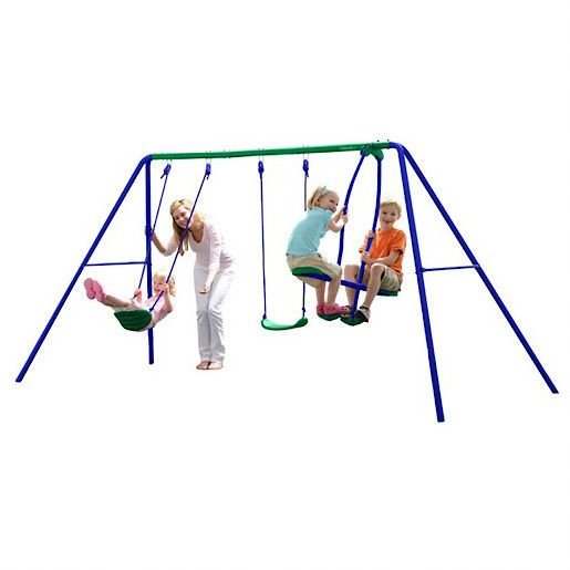 Mutli-play Outdoor Set