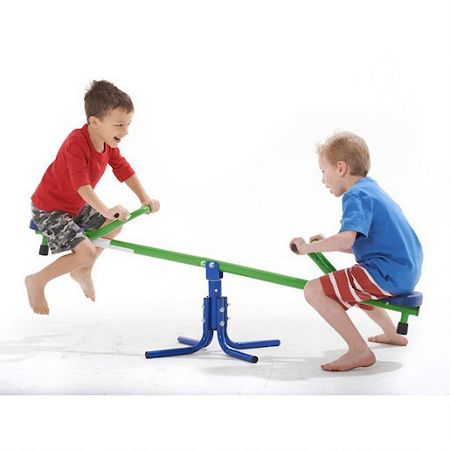 Sports Power Seesaw