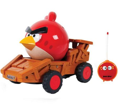 Angry Birds Nikko Remote Control Angry Birds iRacer