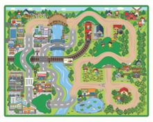 Bon Bon Roll and Store Play Mat