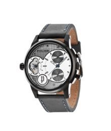 Police Gents Diamondback strap watch