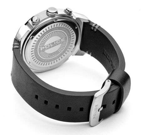 Police Gents Concept strap watch