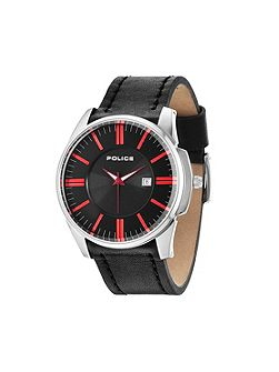 Gents Governer strap watch