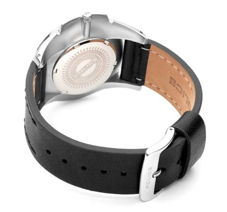 Police Gents Governer strap watch