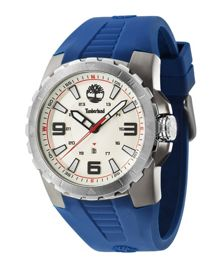 Timberland Gents Ballrad blue  strap watch