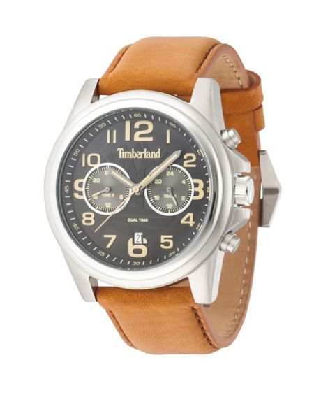 Timberland Gents Pickett strap watch