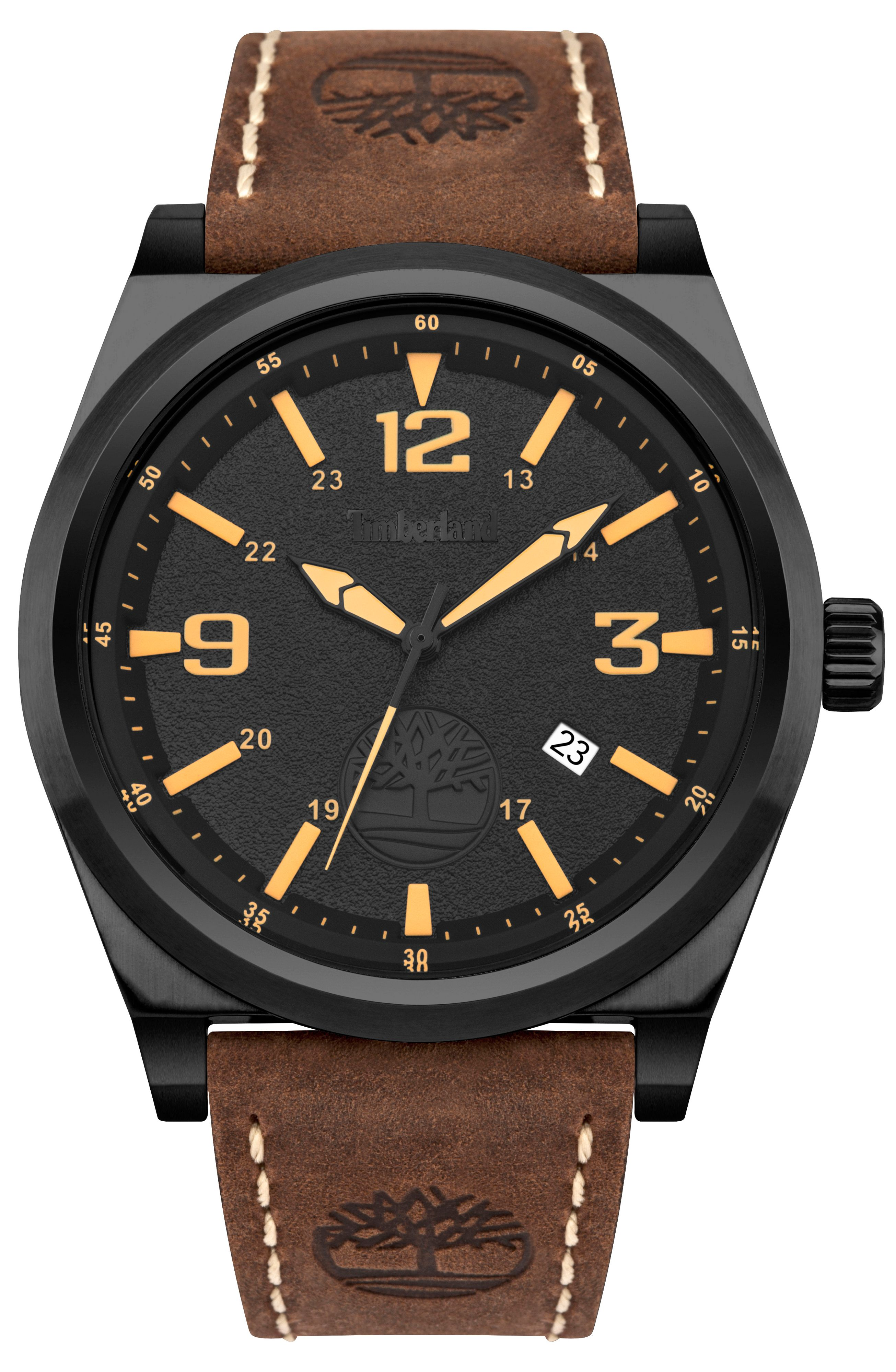 Timberland Knowles watch Brown