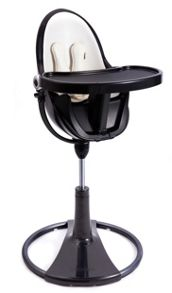 Bloom Fresco Chrome Coconut White High Chair