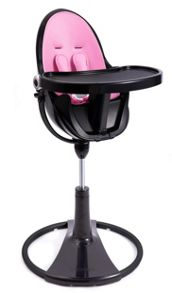 Bloom Fresco Chrome Rosy Pink High Chair