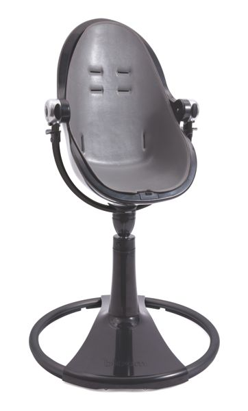 Bloom Fresco Chrome Snakeskin Grey High Chair