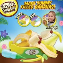Banana Surprise Make Yummy Filled Bananas