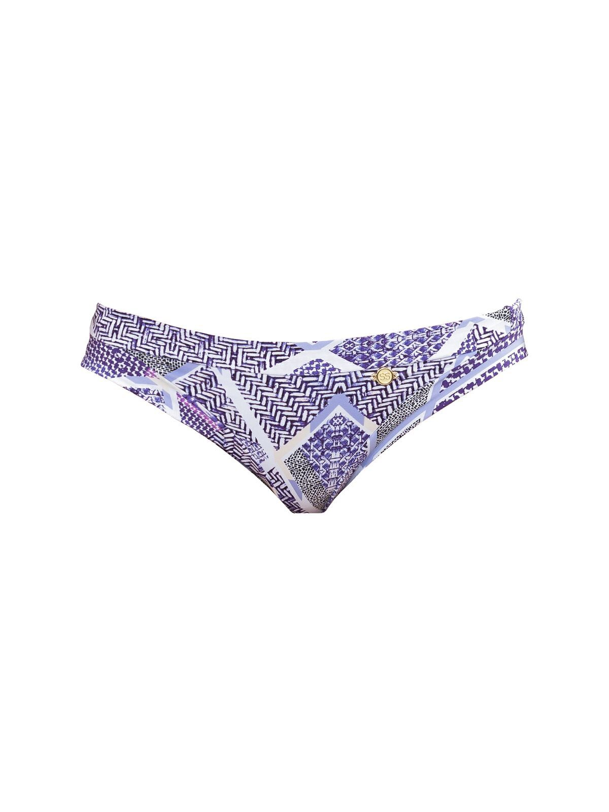 SUNSEEKER Classic hipster bikini brief, Multi-Coloured