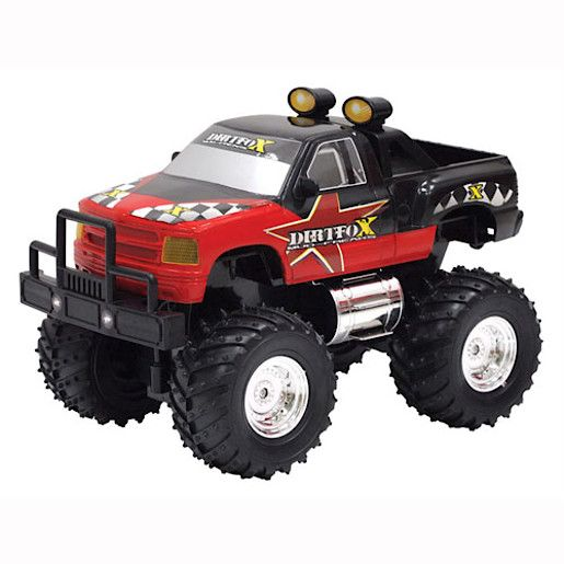 Remote Control Mountain Cruiser