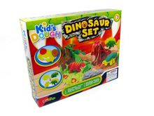 Kid's Dough Dinosaur Set