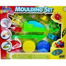 Kid's Dough Moulding set