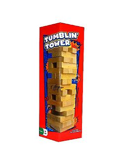 Tumblin` tower game